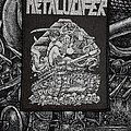 Metalucifer - Patch - Metalucifer - Mexico City Official Event Patch
