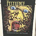 Pestilence - Patch - Pestilence - Consuming Impulse Backpatch 1989