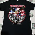 Iron Maiden - Legacy Of The Beast USA Tour Shirt 2019