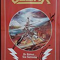 VOLTAX - Other Collectable - Voltax - No Retreat... You Surrender Poster