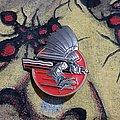 Judas Priest - Pin / Badge - Judas Priest - Screaming For Vengeance Badge