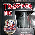 Iron Maiden - Other Collectable - Trooper Beer Box