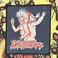 Exodus - Bonded By Blood 1985 Patch