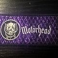 Motörhead early 80s Patch