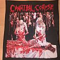 "Cannibal Corpse ""Butchered at Birth"" Back Patch"