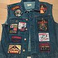 Scorpions Tribute Vest Battle Jacket