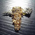 Iron Maiden Metal Pin Other Collectable