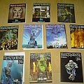 Iron Maiden F.C. official magazines Other Collectable
