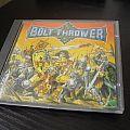 """Bolt Thrower - Tape / Vinyl / CD / Recording etc - Bolt Thrower """"War Master"""" CD orig.1991 Earache"""