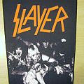 "Slayer ""Die by the Sword"" Back Patch"