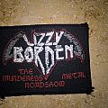 Lizzy Borden Patch