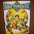 Bolt Thrower Warmaster Patch