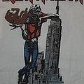 Iron Maiden The Beast in New York Shirt