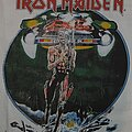Iron Maiden - TShirt or Longsleeve - Iron Maiden Somewhere on Tour 87 Shirt