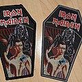 Iron Maiden Twilight Zone Patch