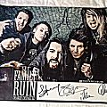 Signed Poster by The Family Ruin Other Collectable