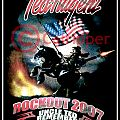 Uncle Ted 2007 Remember the Alamo:Ted Nugent T Shirt