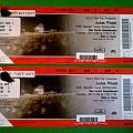 Front Row tix Judas Priest 2009 Other Collectable
