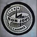 Bon Jovi, Rare BOUNCE patch
