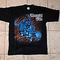 Mercyful fate dead again t-shirt vintage