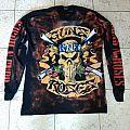 Guns n roses vintage all over longsleeve early 90's TShirt or Longsleeve