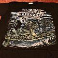 King diamond voodoo t-shirt vintage