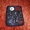 Slayer live undead vintage patch