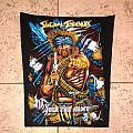 Suicidal tendencies join the army vintage back patch