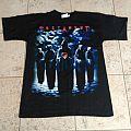 Testament souls of black shirt vintage