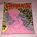 Whiplash power and pain back patch limited 30 copies