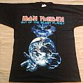 Iron Maiden out of the silent planet official shirt