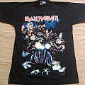 Iron Maiden official shirt
