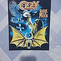 Ozzy Osbourne - Patch - Ozzy bark at the moon back patch