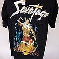 Savatage - TShirt or Longsleeve - Savatage total devastation shirt
