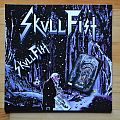 Skull Fist - Chasing The Dream Signed Vinyl, Small Logo Patch and Ticket