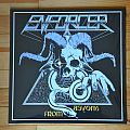 Enforcer - From Beyond Vinyl Disc BLACK 2015