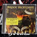Bruce Dickinson - Tyranny Of Souls Tape / Vinyl / CD / Recording etc