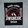 Enforcer Back Patch