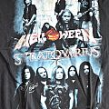 Helloween - TShirt or Longsleeve - Helloween, Stratovarius, Avatar, Official Tour Shirt (The Seven Sinners World...