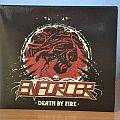Enforcer - Death By Fire CD 2013 with Patch