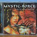 Mystic Force - Tape / Vinyl / CD / Recording etc - Mystic Force - Steps To a New Machine CD 2000