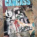 CARCASS Necroticism 1991 Promo Poster  Other Collectable