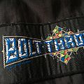 Bolt Thrower Logo Patch