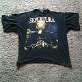 Sepultura - TShirt or Longsleeve - SEPULTURA - Chaos AD 1994
