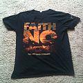 Faith No More - TShirt or Longsleeve - FAITH NO MORE - The Second Coming EU Tour 2009 TS