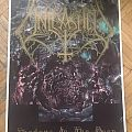 UNLEASHED Shadows in the Deep poster Other Collectable