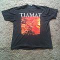 Tiamat - TShirt or Longsleeve - TIAMAT - Wildhoney US Tour 1995 TS