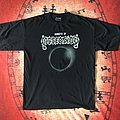 DISSECTION Official EuroTour TS TShirt or Longsleeve