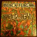 Black Flag -Wasted Again Vinyl