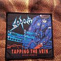 Sodom - Tapping the Vein Pach Patch